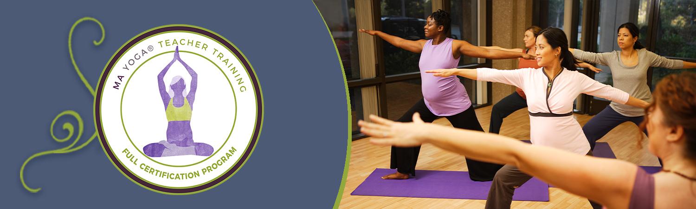 prenatal yoga teacher certification