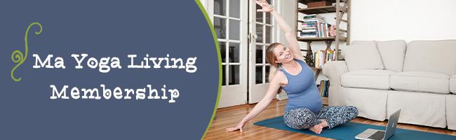 Ma Yoga Living prenatal yoga, education and community